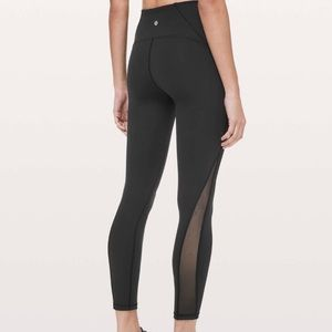 "Lululemon Train Times 25"" size 4"